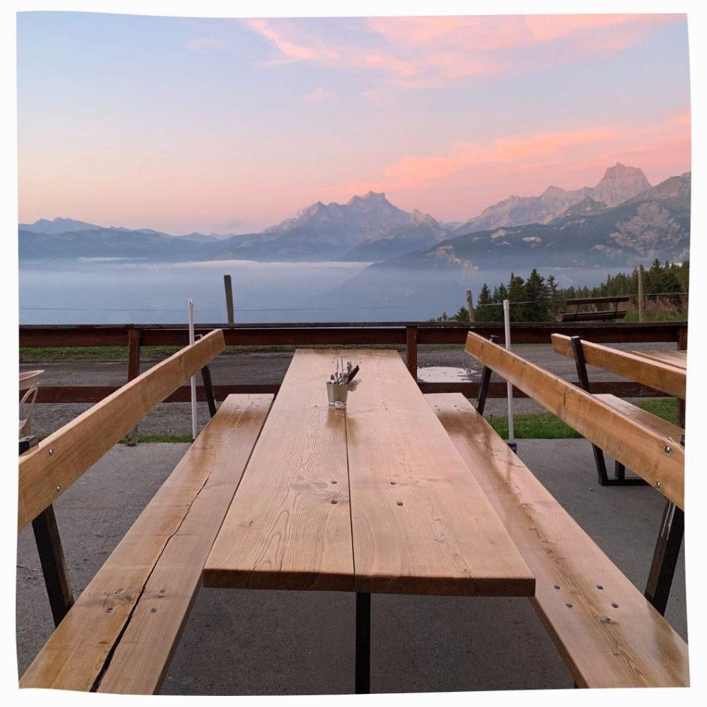 Chindonne Restaurant & Panoramic Terrace