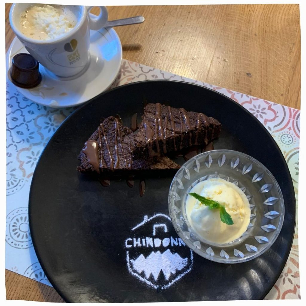 Chindonne Swiss Mountain Cafe