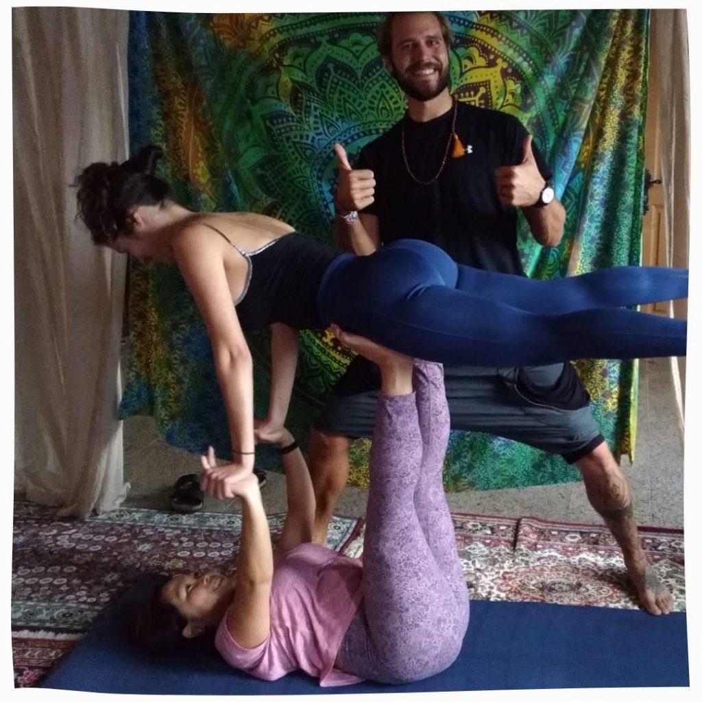 Retraite de bien-être et de yoga à Chindonne