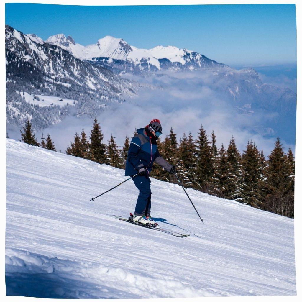 Ski gratuit Suisse