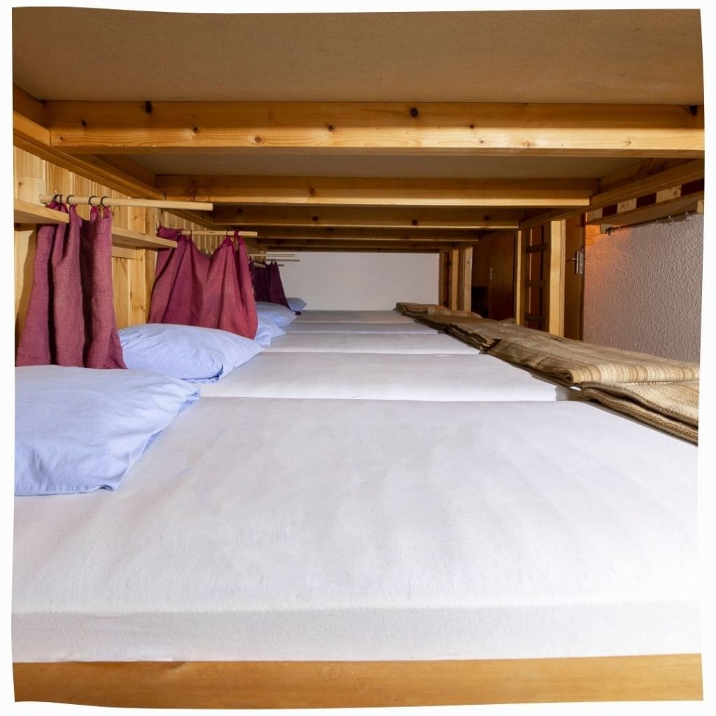 Hostel Group Accommodations