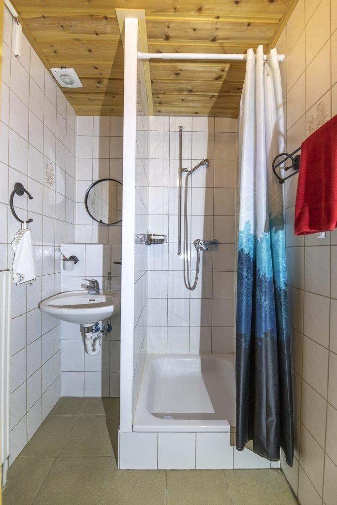 Hostel Shared Showers