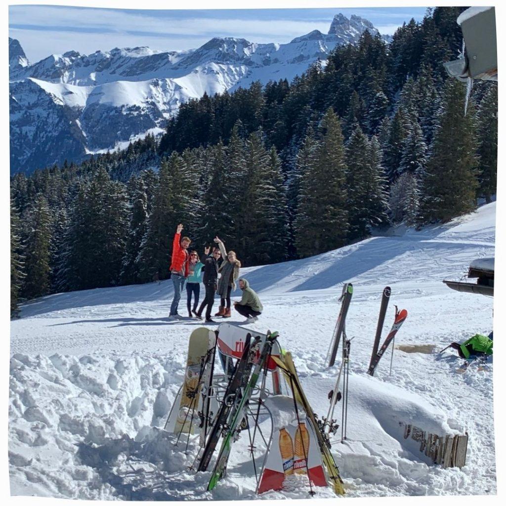 Ski alpin suisse